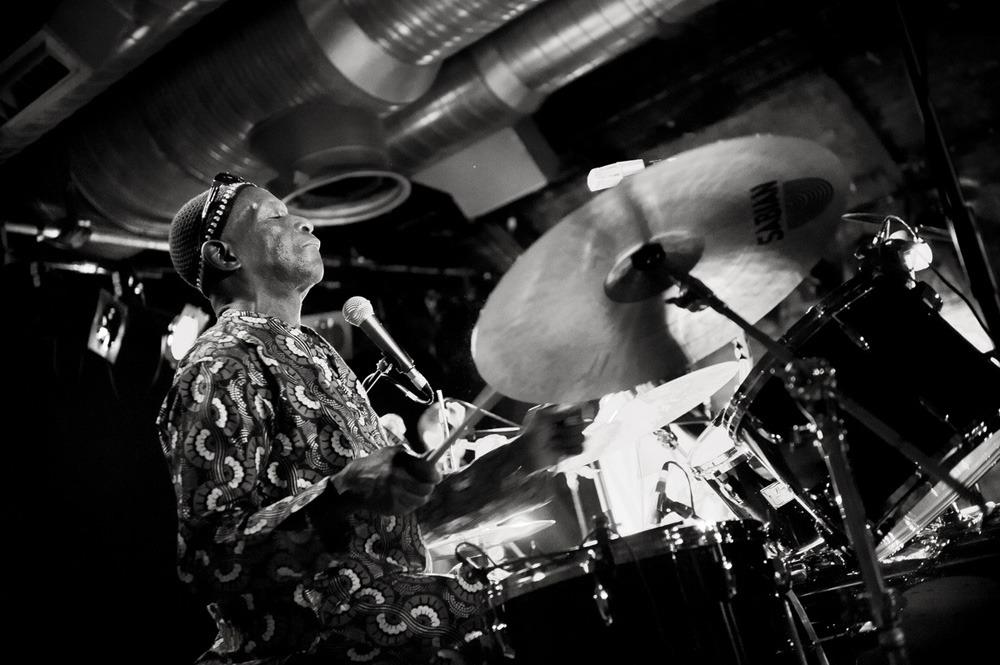 TONY ALLEN <br/>US TOUR 13&#8242;