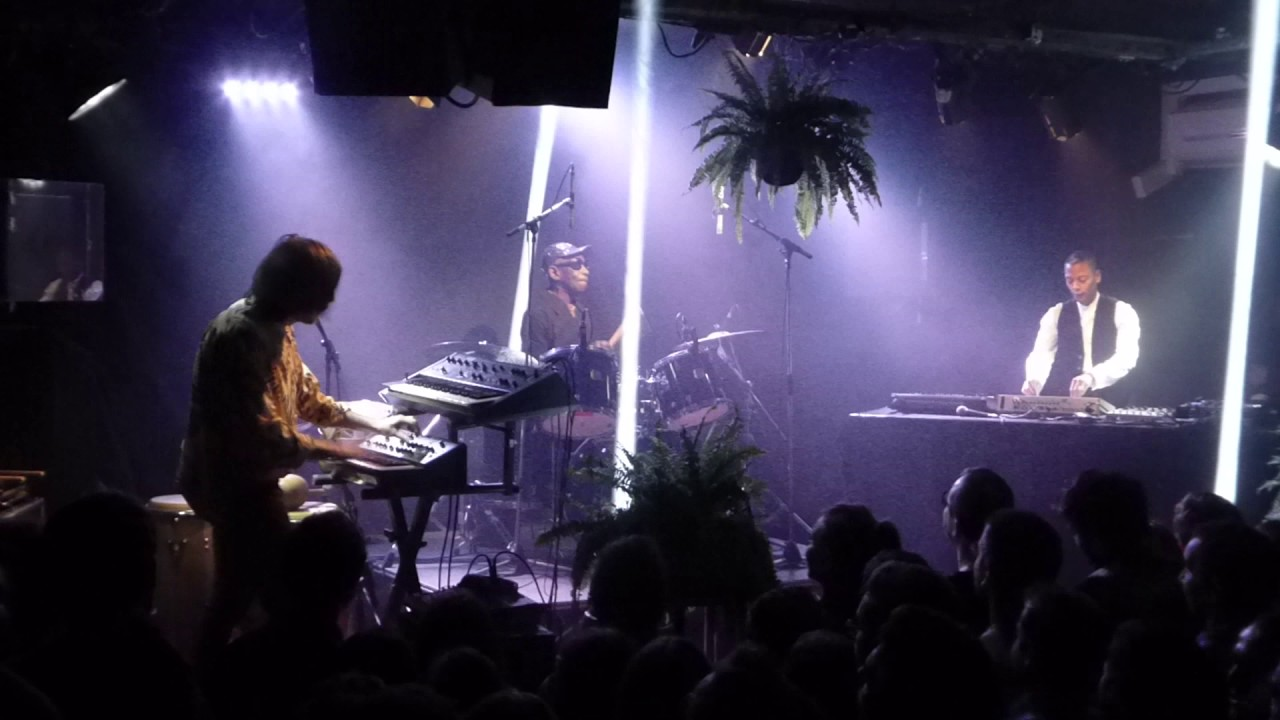 Jeff Mills & Tony Allen <br/>live at New Morning