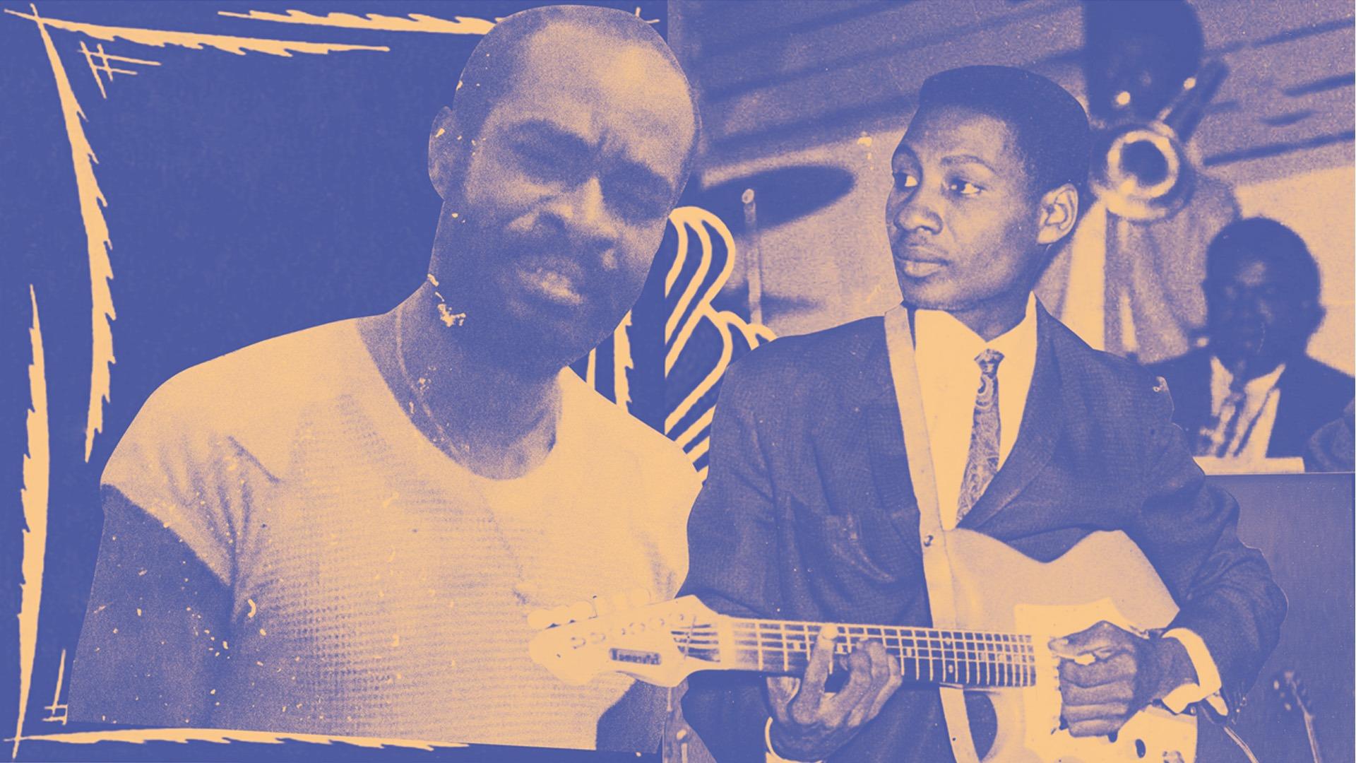 Ebo Taylor & Pat Thomas  <br/>Disco Highlife Re-edit